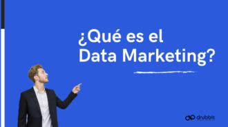 que es data marketing